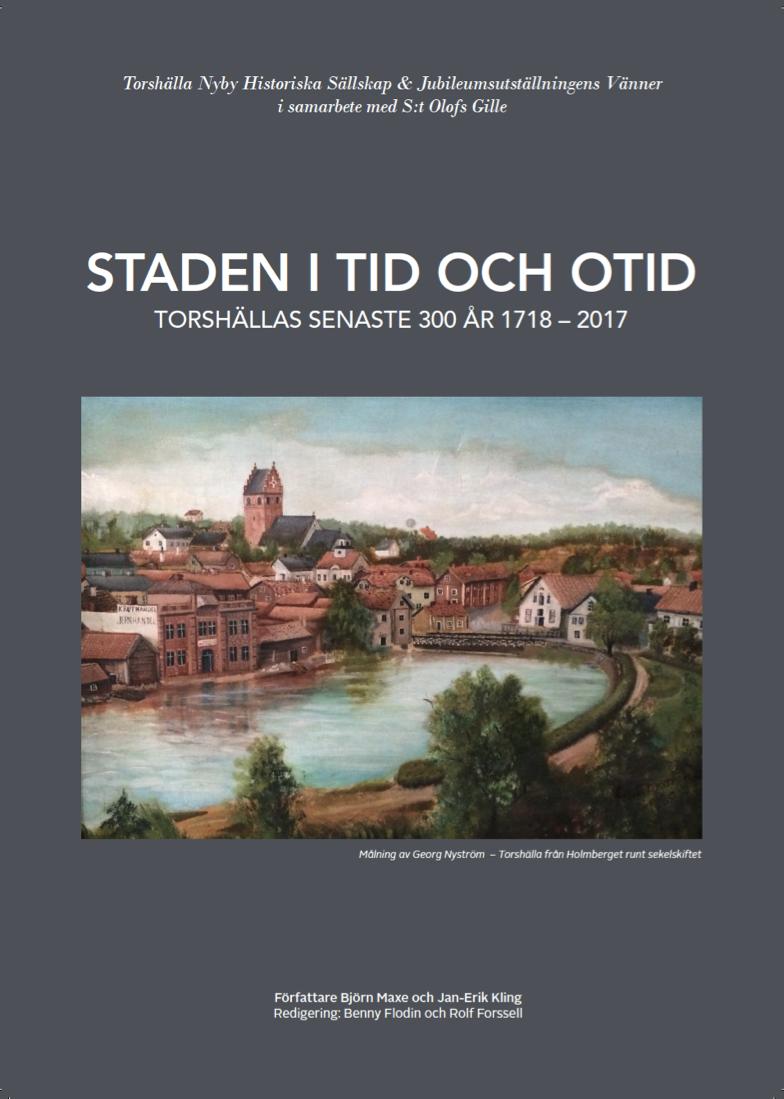 Omslagsbild I TID och OTID